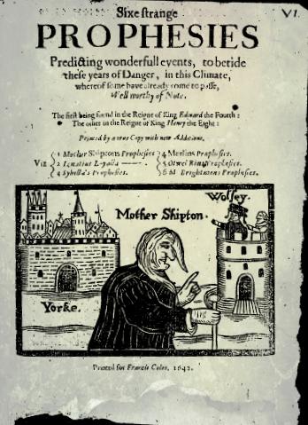 Mother Shipton 1642p