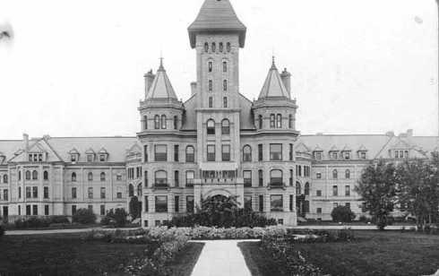 Fergus Falls Hospital 1928