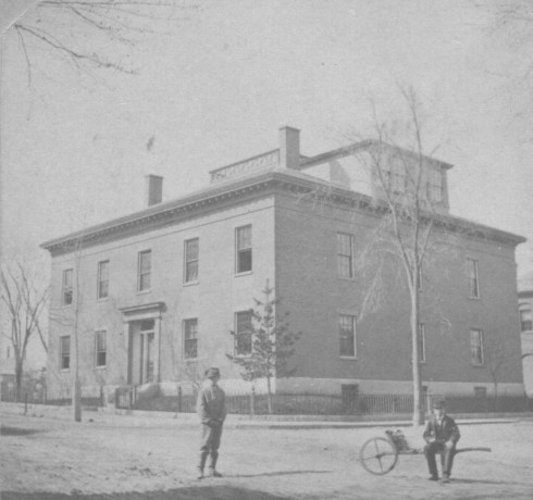 SSU First Building 1862