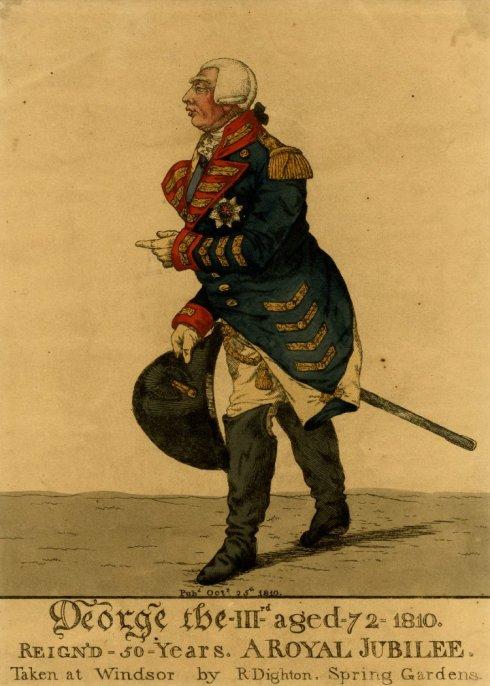 George III 1810