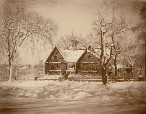 Midwinter Pickering House 1900