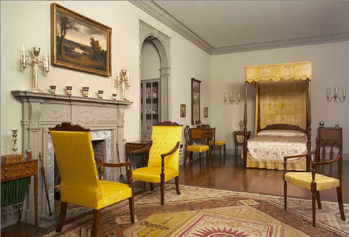 Salem Room Winterthur McIntire Room