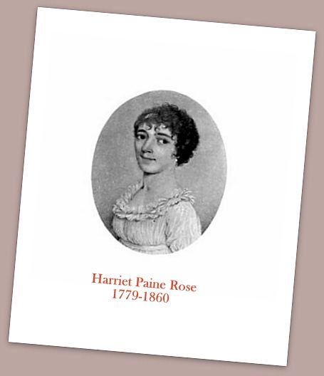 Harriet Paine Rose
