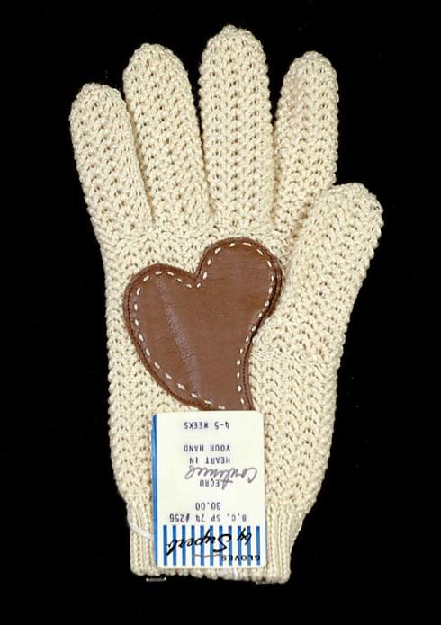 Heart in Hand Bonnie Cashin Gloves