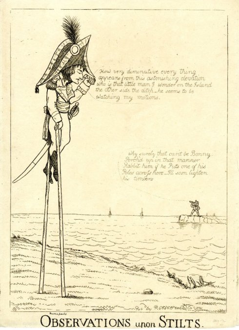 Napoleon on Stilts