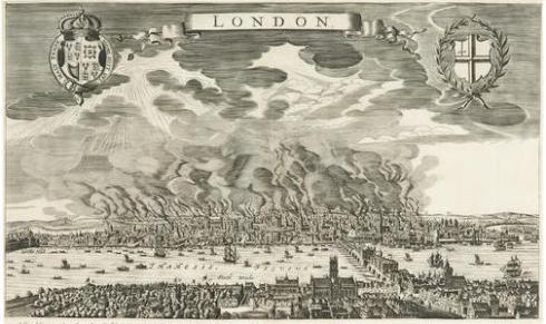 London Burning crop