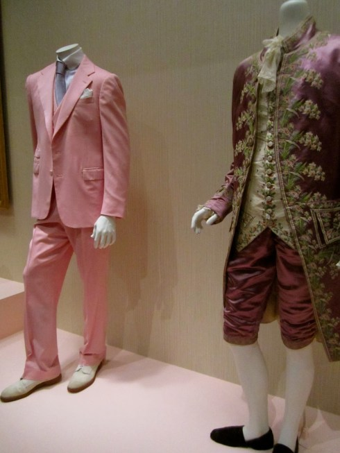 Pink Suits MFA