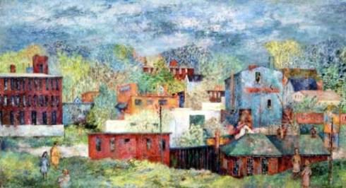 Raynes Salem Springtime