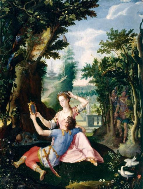 Enchanted Garden 16th C