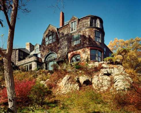 Loring House by Steve Rosenthal 2