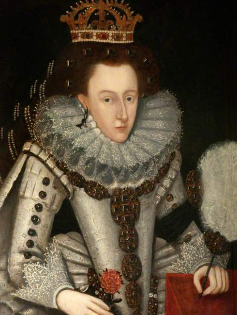 Anne of Denmark as Queen of Scotland