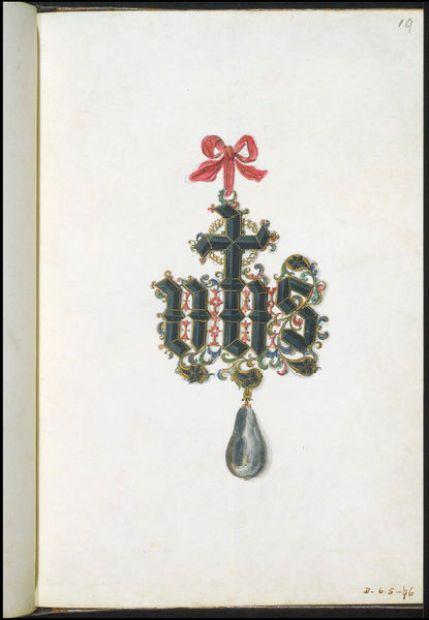 Anne of Denmark Lulls Brooch
