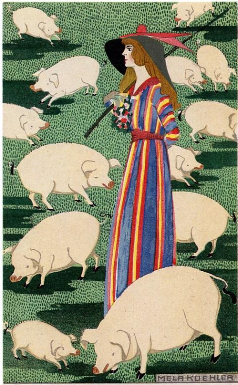 Porcine New Year Koehler 1
