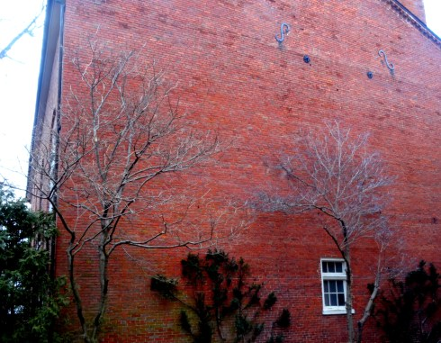 Remond Hamilton Hall