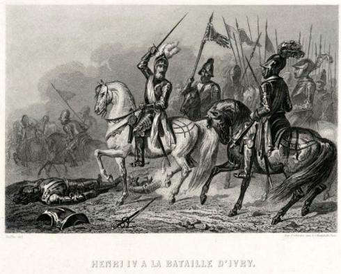 Henri IV NYPL