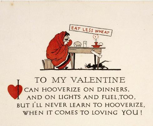 Valentine 1918 LOC