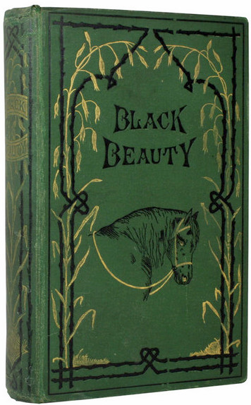 Black Beauty 1st ed.