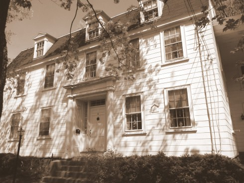 Bowditch Birthplace Kimball Court