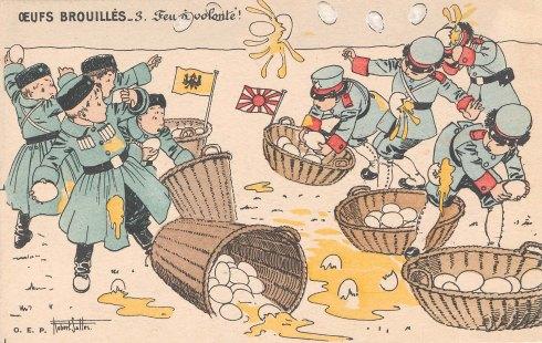Egg Battle 3 Fire at Will