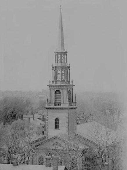 McIntire South Church PEM