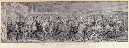 William_Blake_-_Chaucer's_Canterbury_Pilgrims 1810