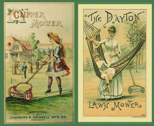 Ladies Lawnmowers