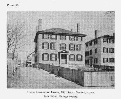 Howells Forrester House