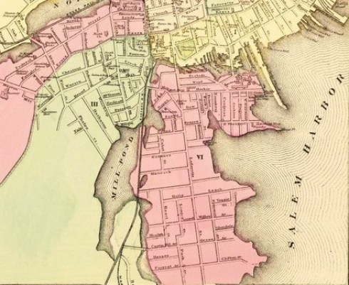 Salem 1871 Atlas