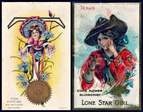 State Girls TX Collage