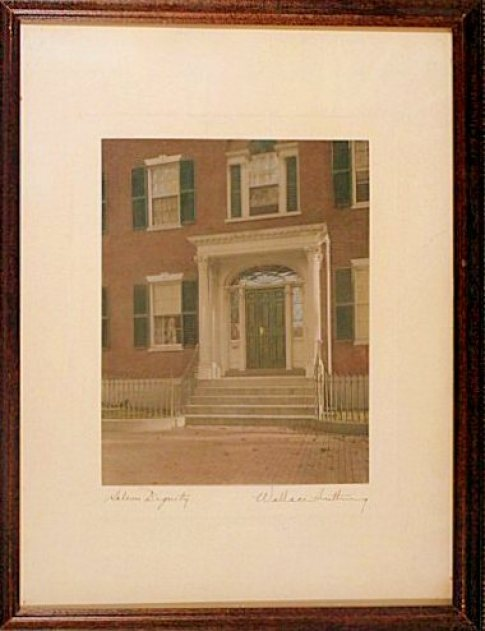 Wallace Nutting Salem Dignity aUCTION lISTING