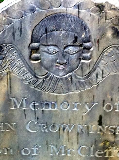 Wig Crowninshield Gravestone