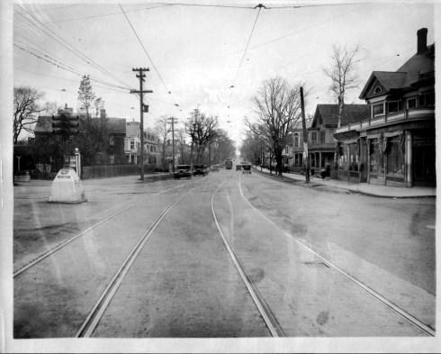 Lafayette West Corner