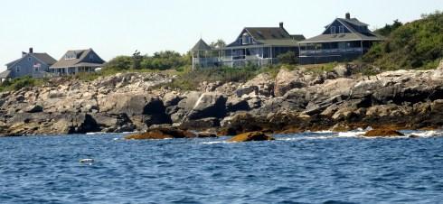 Baker's Island Houses