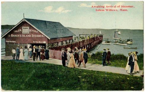 Baker's Island Steamer 2
