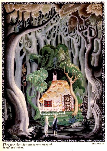 Witch House Key Nielsen 1921