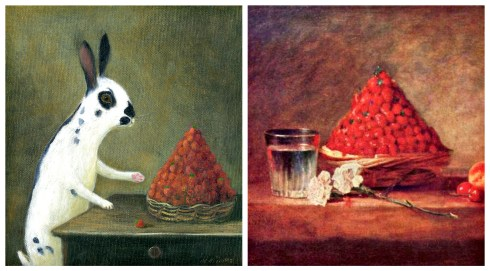 Animal Adaptations Collage 5