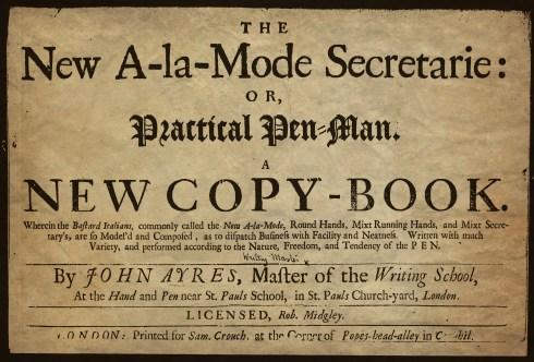 Ayres_John-The_new_alamode_secretarie_or_Practical-Wing-A4303B-1805_05-p1p