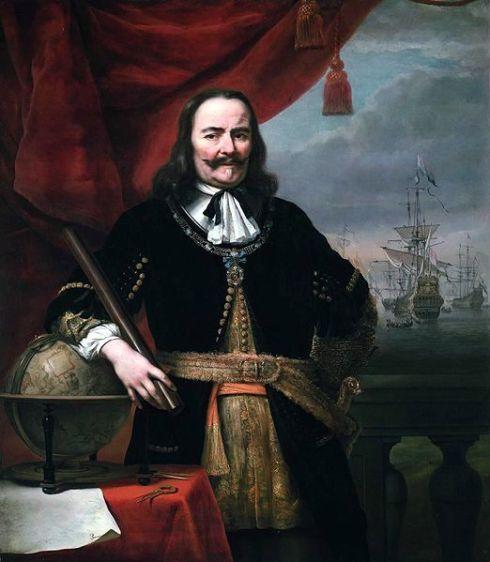 Admiral Michiel_de_Ruyter_1607-1676