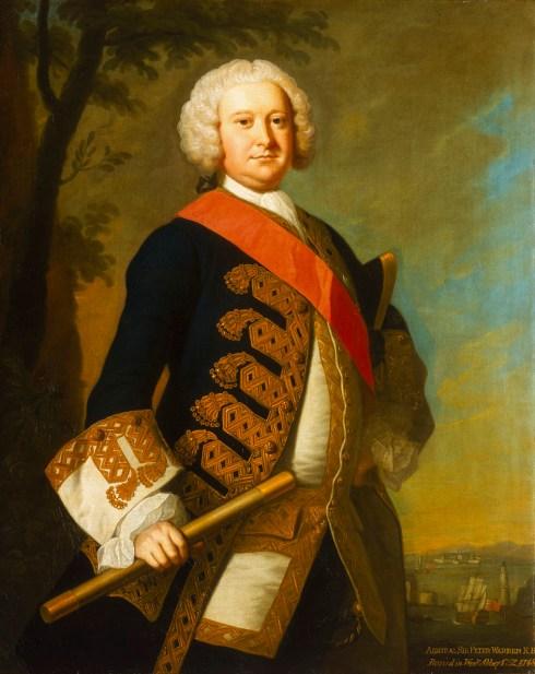 Admiral Warren NMM