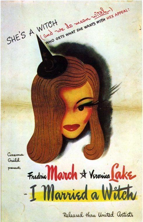 Veronica Lake Poster