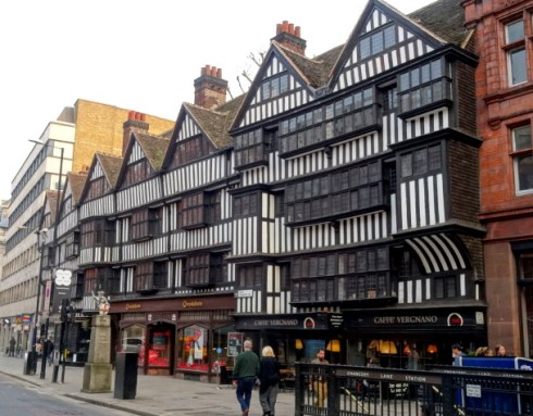London Staple Inn
