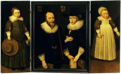 Tudor Texture Holme Family