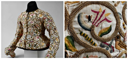 Jacobean Jacket MET