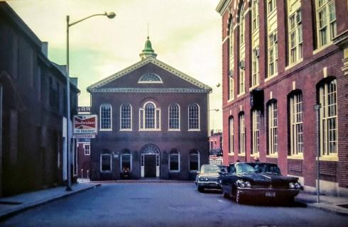 Derby Square 1960s SSU