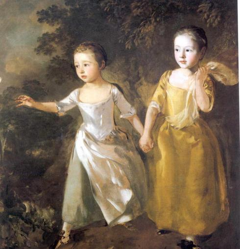 british-faces-gainsborough-daughters-npg