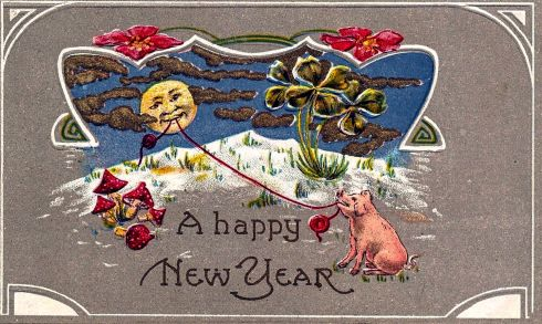 mushroom-new-year-card