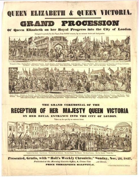 elizabeth-and-victoria-processions-1837
