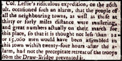 leslies-retreat-essex-gazette-march-7-1775