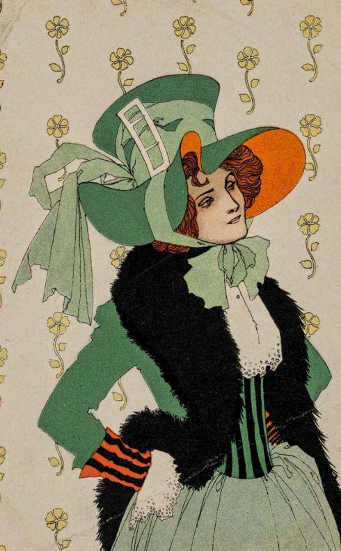 Green Dress MK 1910 3 MFA