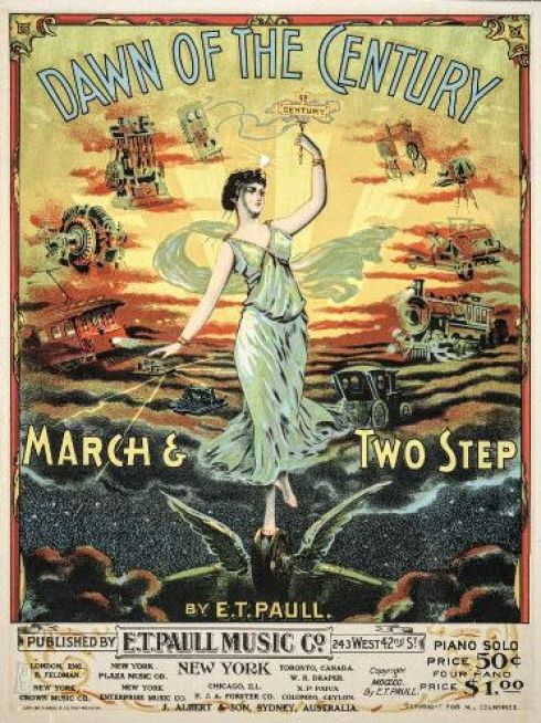 march-of-the-dawn-of-the-century